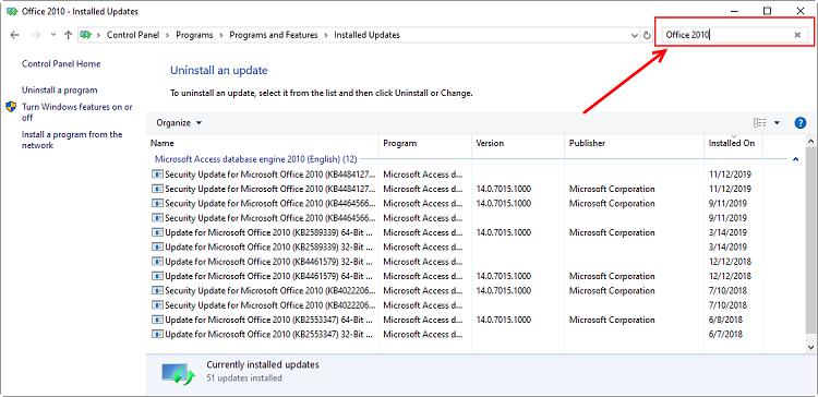 Microsoft Accesss Query is Corrupt (Error 3340)