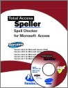 Total Access Speller Manual and CD