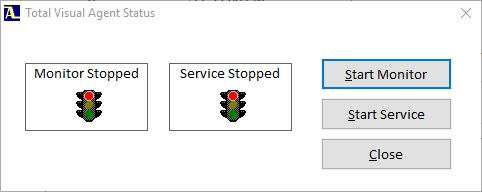 Monitor and Service Status to Process Tasks