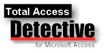 Total Access Detective Logo