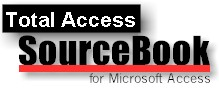 Total Access SourceBook Logo