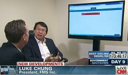 Luke Chung on CNN Situation Room