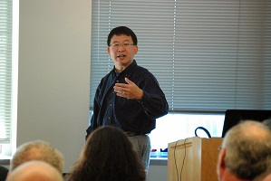 Luke Chung Speaking at Access Day